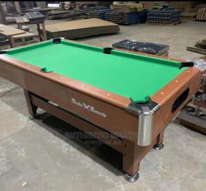 6ft Snooker With Complete Accessories+2extra Sticks   Sports Equipment for sale in Lagos State, Lekki