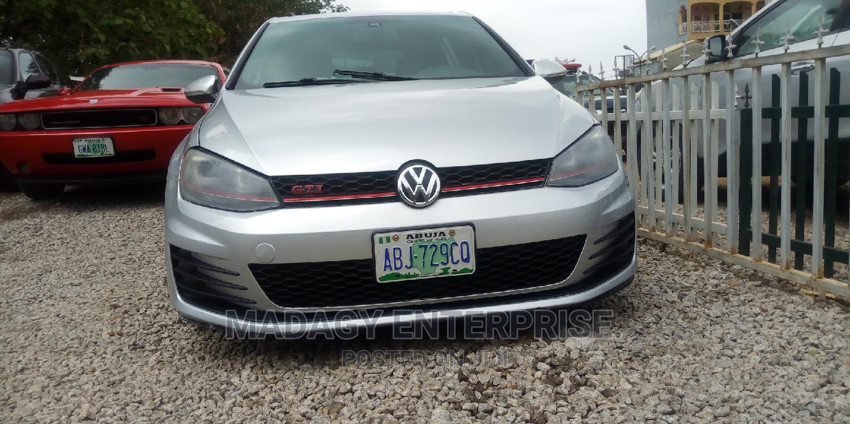 Archive: Volkswagen Golf GTI 2015 Silver