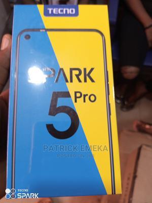 New Tecno Spark 5 Pro 128 GB Black | Mobile Phones for sale in Oyo State, Ibadan