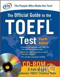 Official Guide to the TOEFL Test With CD-ROM, 4th Edition   Books & Games for sale in Lagos State
