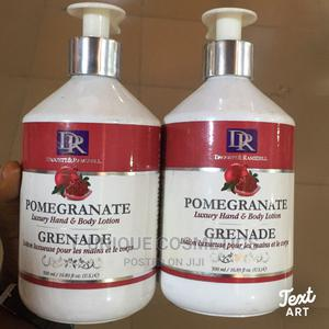 Daggett Ramsdell Hand and Body Lotion - Pomegranate | Skin Care for sale in Lagos State, Ikorodu