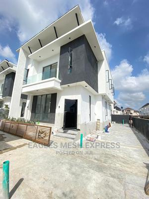 Beautiful 4 Bedroom Detached Duplex With Bq   Houses & Apartments For Sale for sale in Lagos State, Ajah