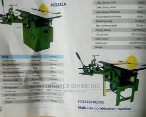 5in1 Wood Working Machine   Manufacturing Equipment for sale in Lagos State, Lagos Island (Eko)