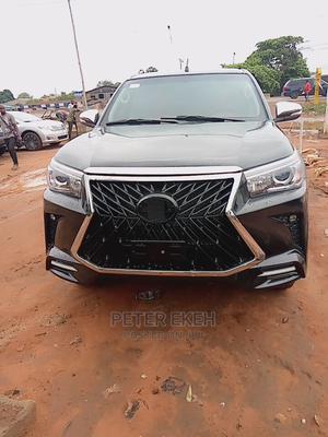 Toyota Hilux 2012 2.7 VVT-i 4X4 SRX Black | Cars for sale in Delta State, Oshimili South