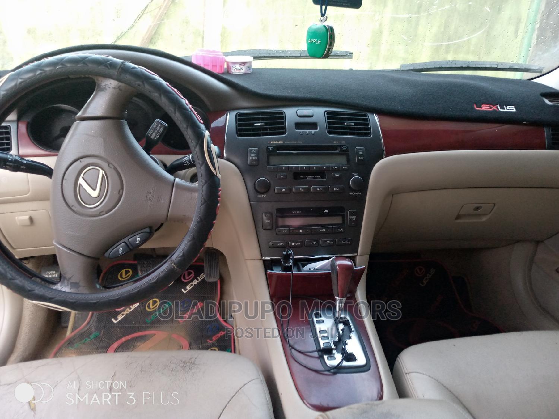 Archive: Lexus ES 2003 Black