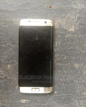 Samsung Galaxy S7 edge 32 GB Gold   Mobile Phones for sale in Abuja (FCT) State, Central Business District