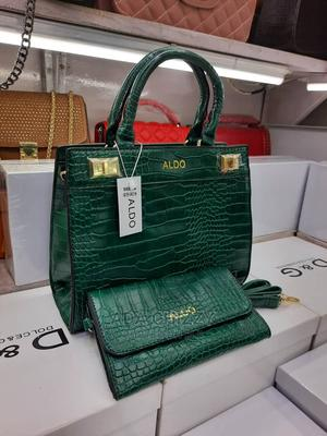 Quality Female Turkey Green Handbag   Bags for sale in Lagos State, Isolo