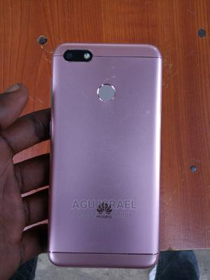 Huawei Y6 Prime 32 GB Gold   Mobile Phones for sale in Lagos State, Ibeju