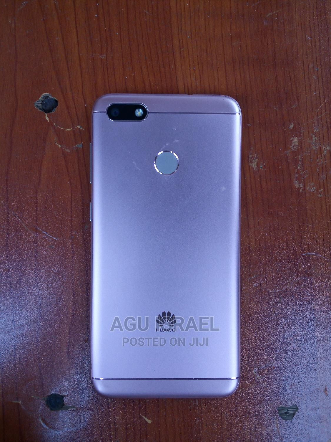 Huawei Y6 Prime 32 GB Gold   Mobile Phones for sale in Ibeju, Lagos State, Nigeria