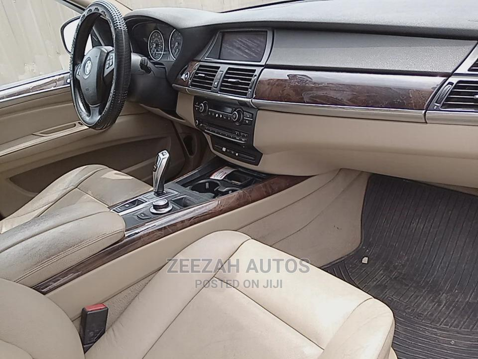 Archive: BMW X5 2012 Blue