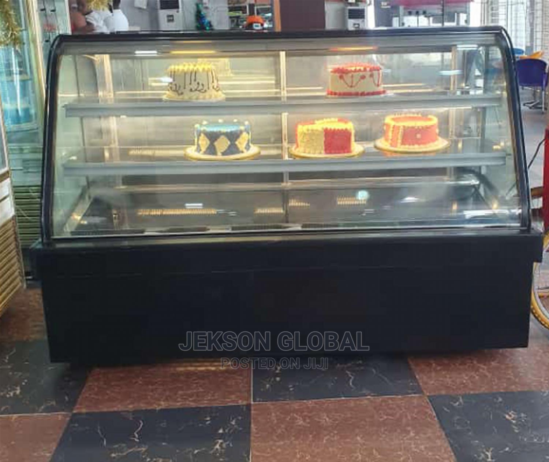 Standard Quality Cake Display