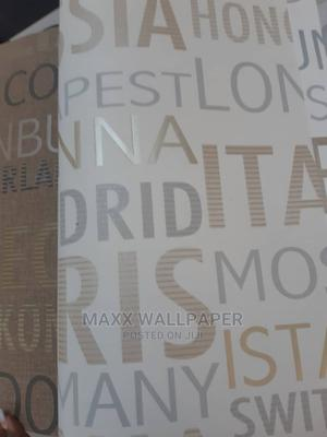 Wallpaper 16.5squaremeter Over 200designs Wholesale Retail | Home Accessories for sale in Abuja (FCT) State, Guzape District