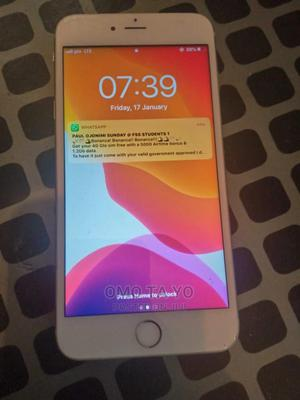 Apple iPhone 6s Plus 64 GB Silver   Mobile Phones for sale in Oyo State, Ibadan
