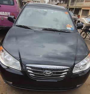 Hyundai Elantra 2007 Black   Cars for sale in Oyo State, Ibadan