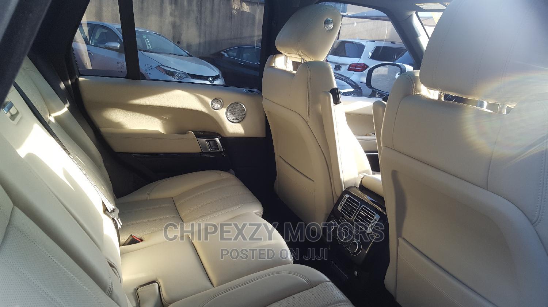 Land Rover Range Rover Vogue 2016 White | Cars for sale in Amuwo-Odofin, Lagos State, Nigeria