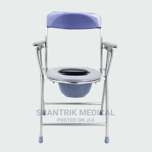 Convenient Toliet Chair   Medical Supplies & Equipment for sale in Abuja (FCT) State, Asokoro