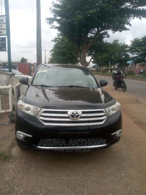 Toyota Highlander 2013 Black   Cars for sale in Lagos State, Alimosho