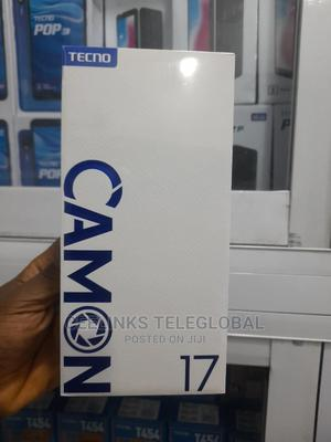 New Tecno Camon 17 128 GB Green | Mobile Phones for sale in Lagos State, Ikeja