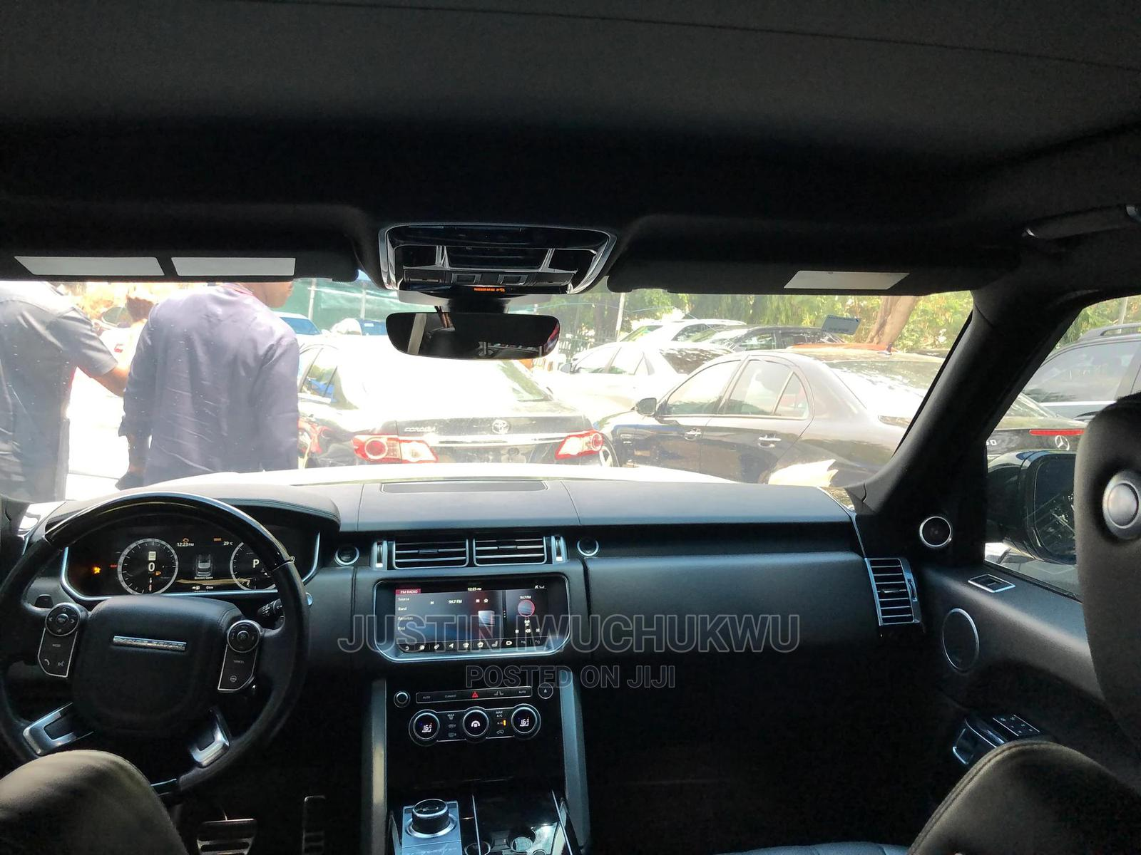 Land Rover Range Rover Vogue 2017 White | Cars for sale in Central Business District, Abuja (FCT) State, Nigeria