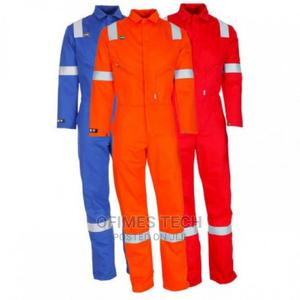 Fire Retardant Reflective Coverall   Safetywear & Equipment for sale in Lagos State, Amuwo-Odofin