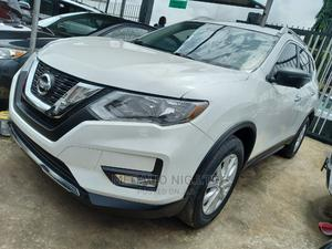Nissan Rogue 2017 SV AWD White | Cars for sale in Lagos State, Ikeja