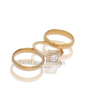 Wedding Ring Set of 3 | Wedding Wear & Accessories for sale in Lagos State, Surulere