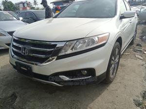Honda Accord CrossTour 2014 White   Cars for sale in Lagos State, Apapa