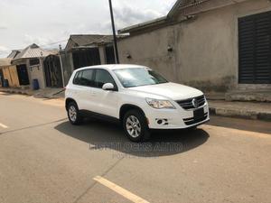 Volkswagen Tiguan 2010 SE White | Cars for sale in Lagos State, Ikeja