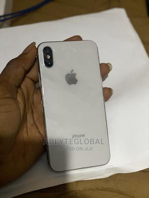 Apple iPhone X 256 GB Silver | Mobile Phones for sale in Rivers State, Port-Harcourt
