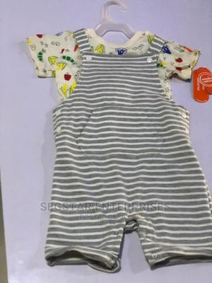 Baby Stripe Shortall Set   Children's Clothing for sale in Oyo State, Ibadan