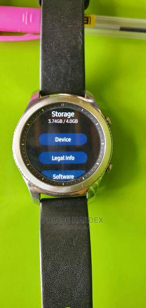 Samsung Gear S3 | Smart Watches & Trackers for sale in Lagos State, Alimosho