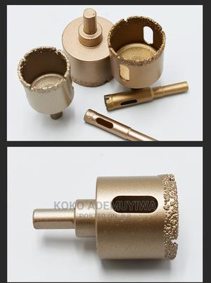 60mm Golden Diamond Marble Hole Opener Bit | Hand Tools for sale in Abuja (FCT) State, Central Business District