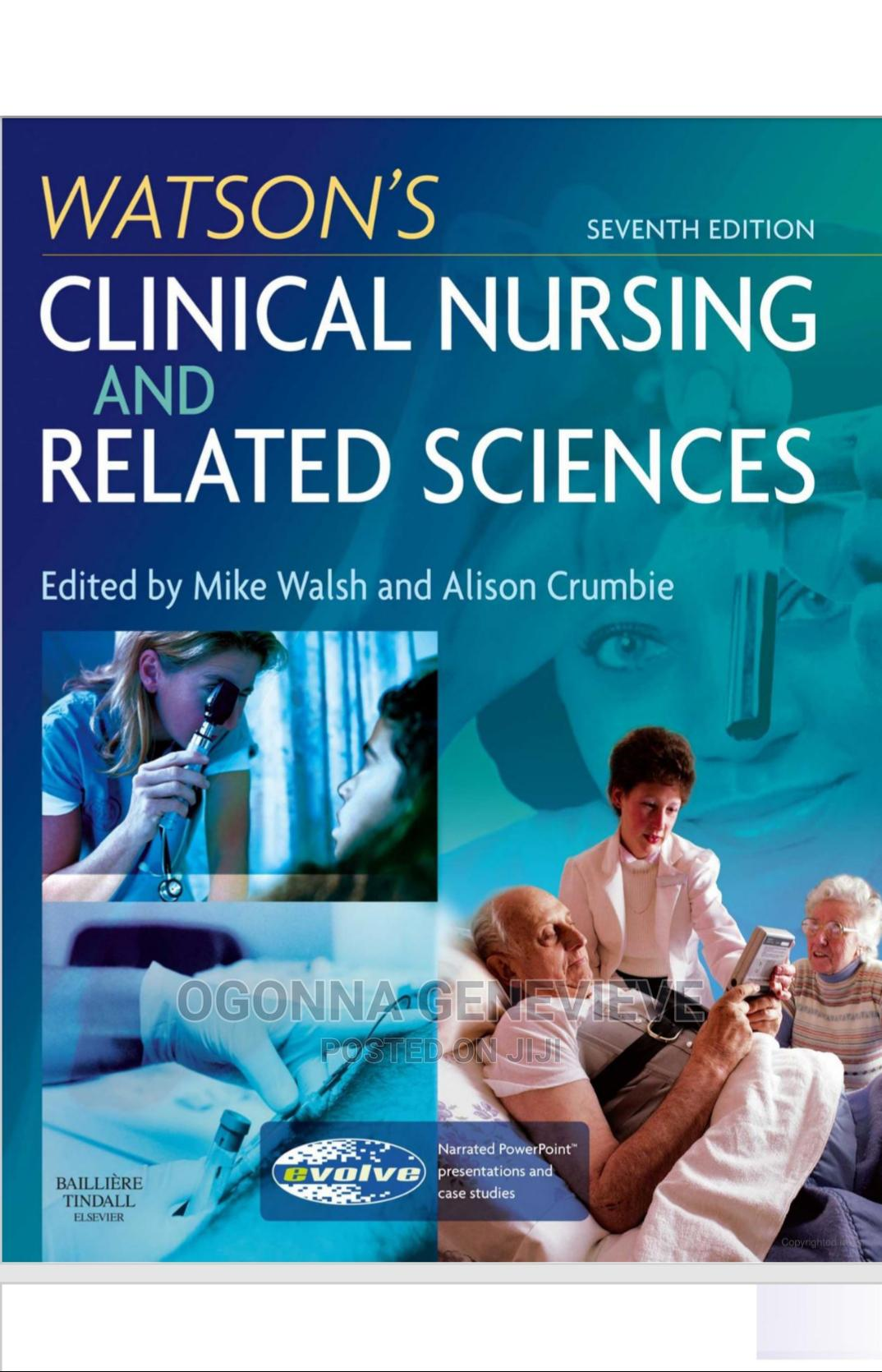 Clinical Nursing and Related Sciences
