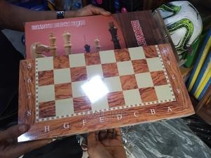Wooden Chess Game | Books & Games for sale in Lagos State, Lekki