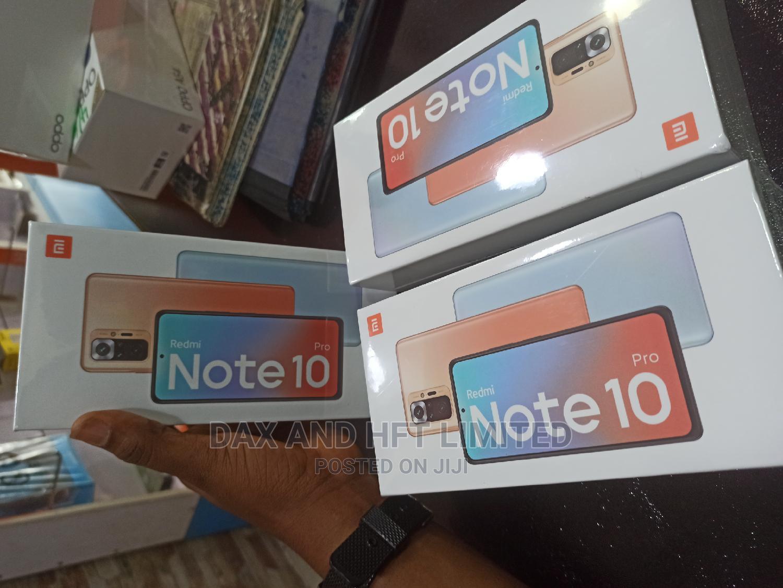 New Xiaomi Redmi Note 10 Pro 128 GB | Mobile Phones for sale in Victoria Island, Lagos State, Nigeria
