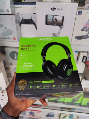 OEB-H89D Oraimo Bluetooth Headset   Headphones for sale in Lagos State, Ikeja