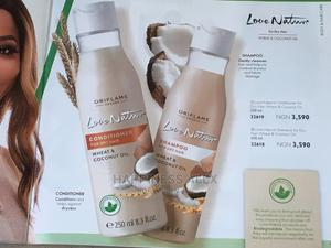 Love Nature Shampoo and Hair Conditioner | Hair Beauty for sale in Abuja (FCT) State, Central Business District