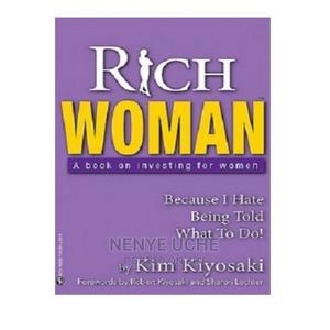 Rich Woman By Kim Kiyosaki   Books & Games for sale in Lagos State, Ajah
