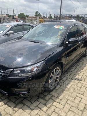 Honda Accord 2014 Black | Cars for sale in Lagos State, Ojodu