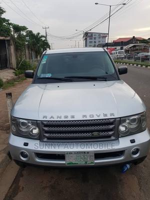 Land Rover Range Rover Sport 2008 Silver | Cars for sale in Lagos State, Ikeja