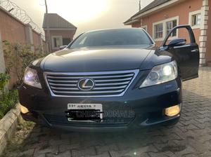 Lexus LS 2010 460 Gray   Cars for sale in Abuja (FCT) State, Apo District