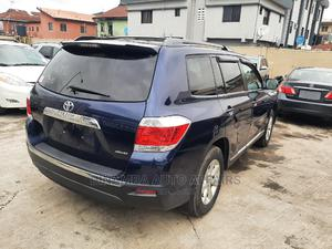 Toyota Highlander 2011 Limited Blue | Cars for sale in Lagos State, Surulere
