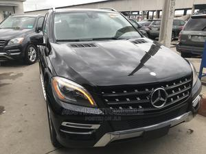 Mercedes-Benz M Class 2014 Black | Cars for sale in Lagos State, Apapa