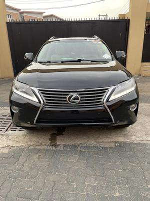 Lexus RX 2013 350 AWD Black | Cars for sale in Lagos State, Ogba