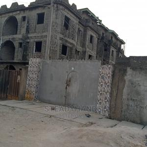 2 Storey Uncompleted Building | Houses & Apartments For Sale for sale in Lagos State, Isolo