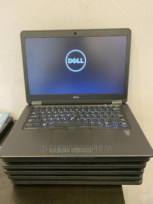 Laptop Dell Latitude E7450 8GB Intel Core I7 HDD 500GB   Laptops & Computers for sale in Lagos State, Ikeja