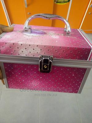 Pink Jewelry Box | Jewelry for sale in Lagos State, Amuwo-Odofin