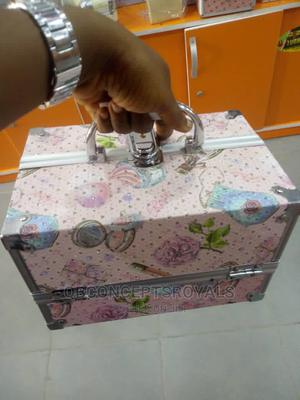 Jewelry Box For Accessories | Makeup for sale in Lagos State, Amuwo-Odofin