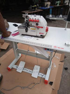 TWO LION 4thread Industrial Weaving/Overlock Machine   Manufacturing Equipment for sale in Lagos State, Mushin