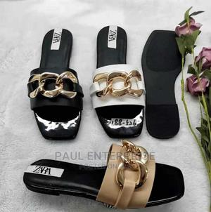 Beautiful High Quality Ladies Classic Designers Slippers   Shoes for sale in Abuja (FCT) State, Apo District